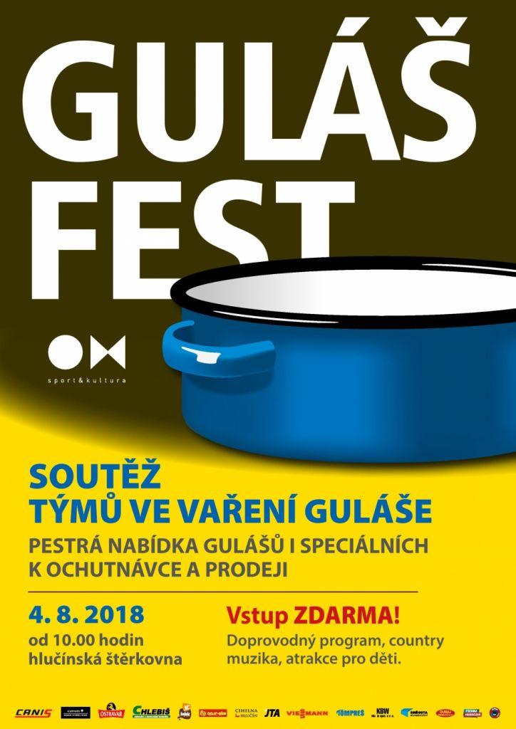 pozvánka na akci GULÁŠ FEST