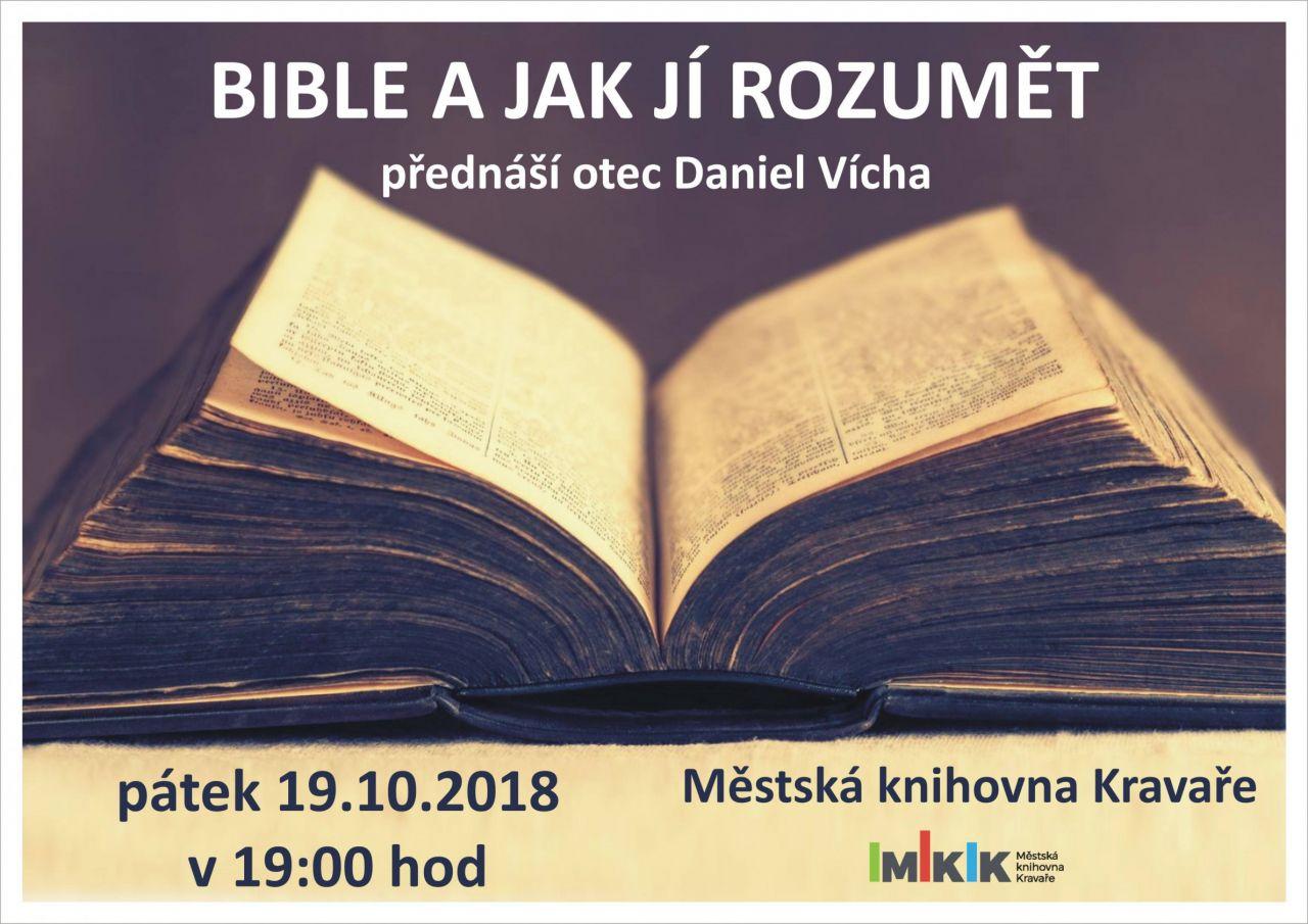 Plakát Bible