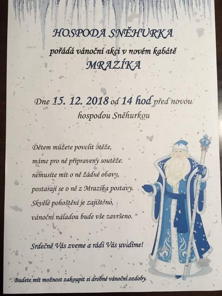 plakát kakci MRAZÍK