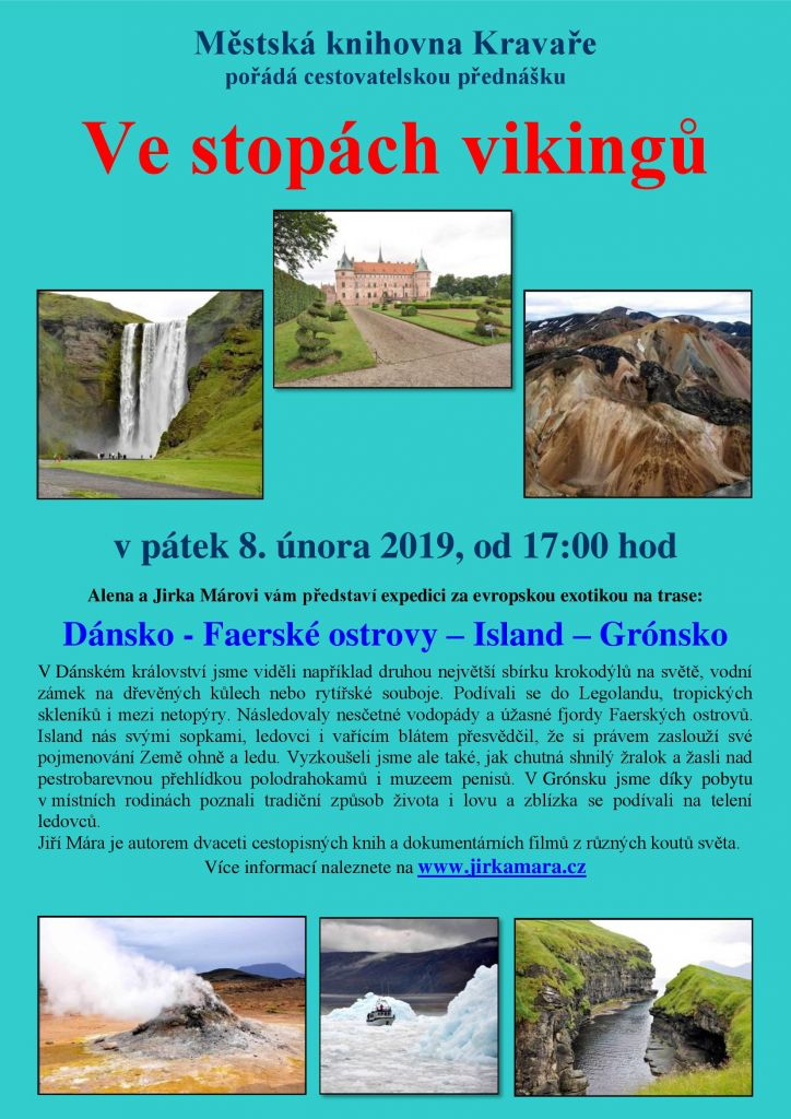 Plakát Island aGrónsko