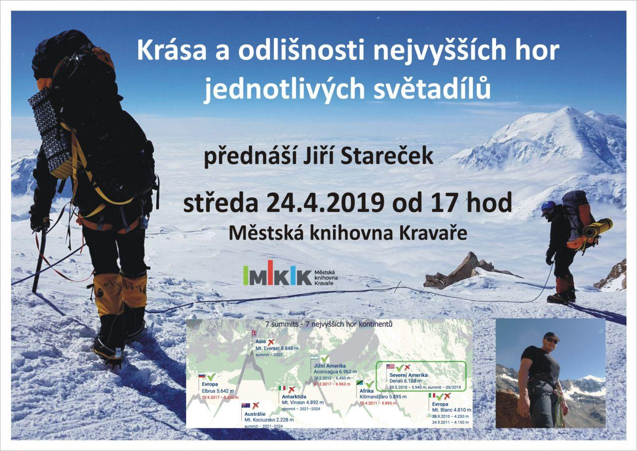 Plakát horolezec
