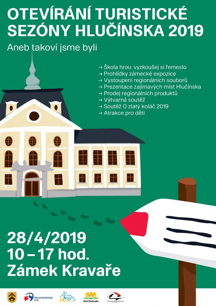 Otevírání turistické sezóny Hlučínska 2019
