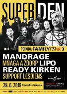 plakát k akci SUPER DEN POHODA FAMILY FEST VOL. 3