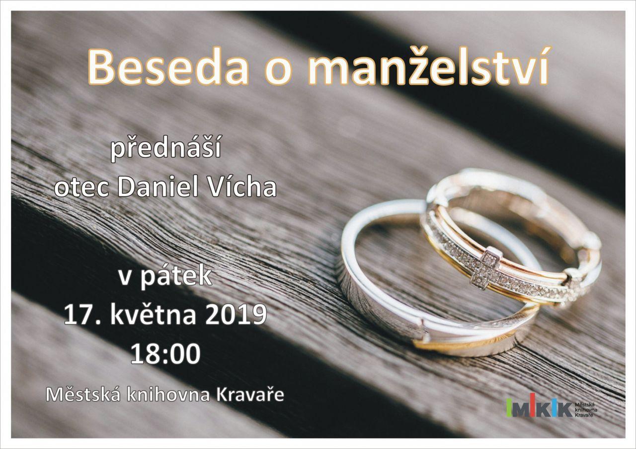 Beseda o manželství