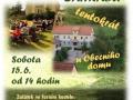 plakát k akci FARNÍ ZAHRADA