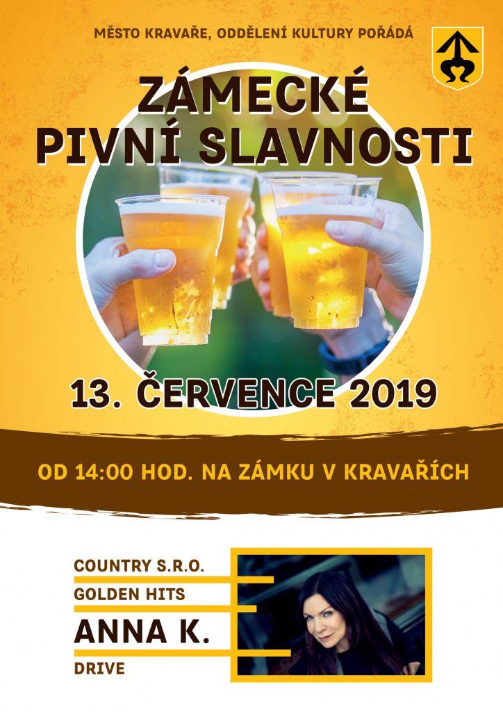 Pivní slavnosti 2019