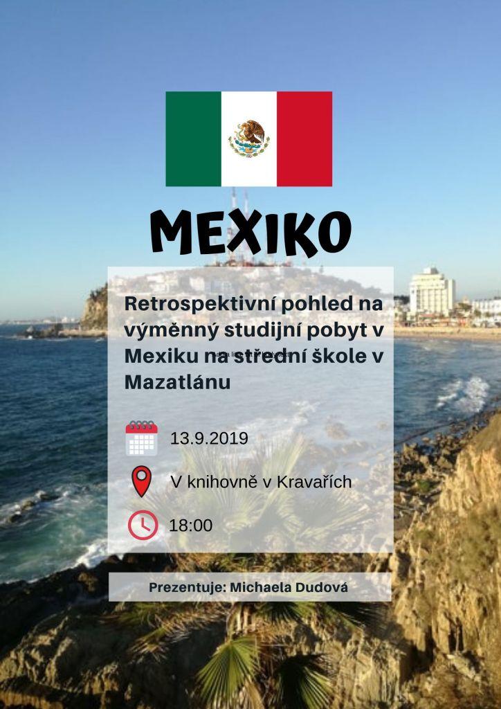 Mexiko - plakát