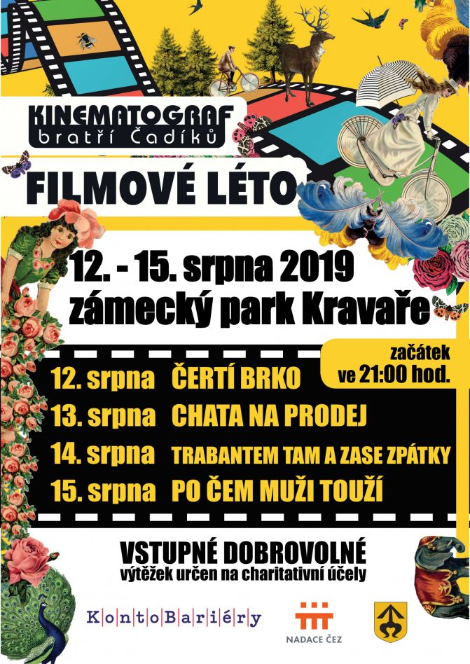 Letní kino 2019