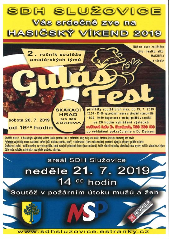 plakát kakci GULÁŠ FEST