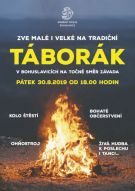 plakát k akci TÁBORÁK