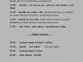 program k akci OKTOBERFEST