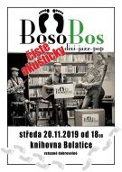 pozvánka na koncert skupiny BOSOBOS