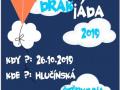 plakát k akci DRAKIÁDA 2019