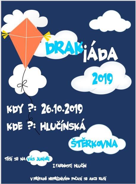 plakát kakci DRAKIÁDA 2019