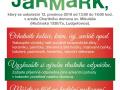plakát k akci JARMARK