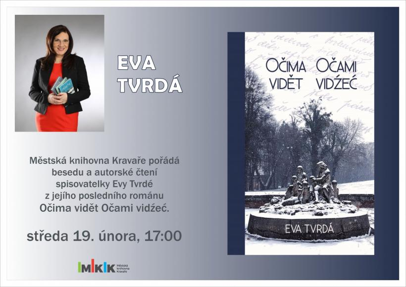 Plakát Eva Tvrdá