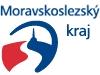 Na obrázku logo Moravskoslezského kraje