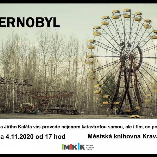 Plakát Cernobyl