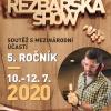 plakát k akci ŘEZBÁŘSKÁ SHOW