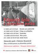 plakát k filmovému představení PŘES PRSTY