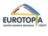 Na obrázku logo společnosti EUROTOPIA.CZ, o.p.s