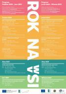 plakát k akci ROK NA VSI/Péče o stavby a okolí/