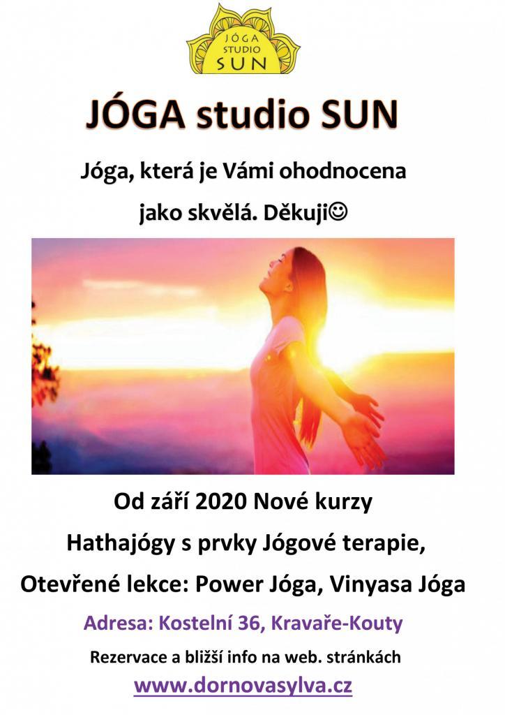 Plakát - jóga