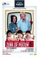 plakát k akci ŽENA ZA PULTEM 2
