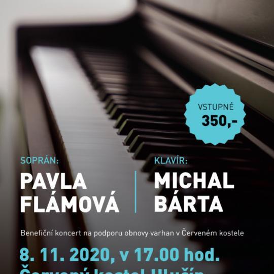 Plakát koncert Hlučín