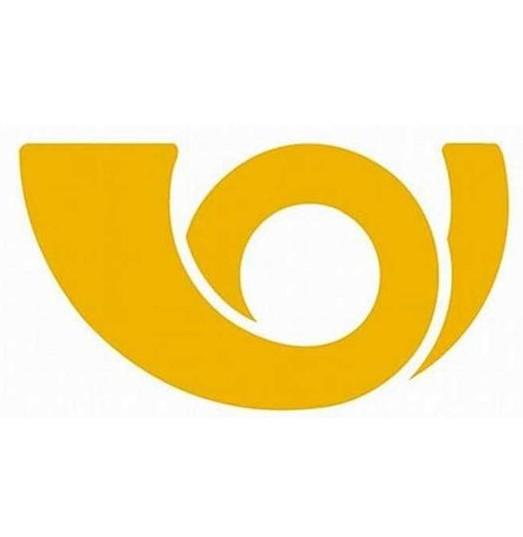 Na obrázku logo pošty