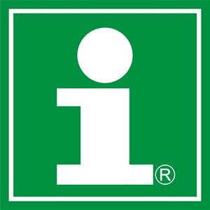 Na obrázku logo infocentra