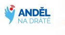 Logo Anděl na drátě