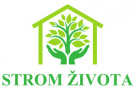 na obrázku logo strom života mobilní hospic