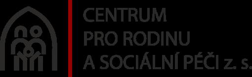 Logo - Centrum prorodinu asociální péči z.s.