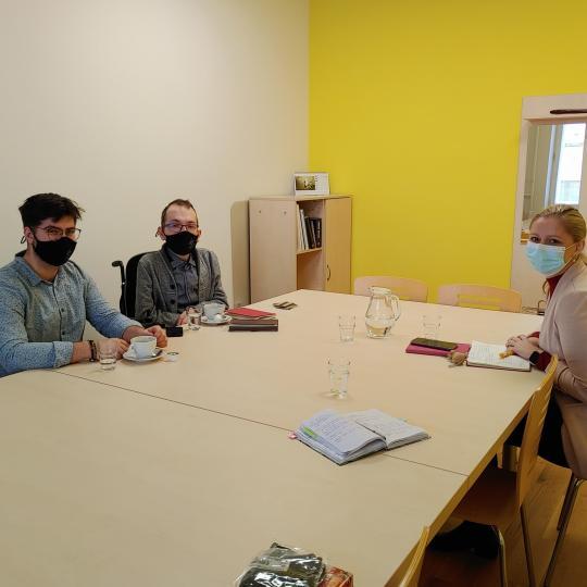 Fotografice ze schůzky