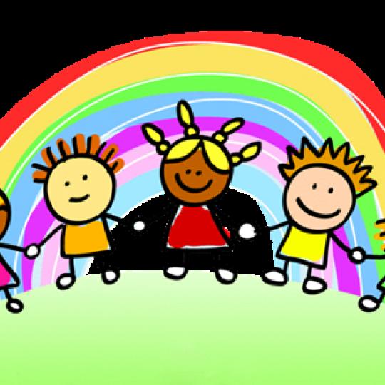 Veselé děti