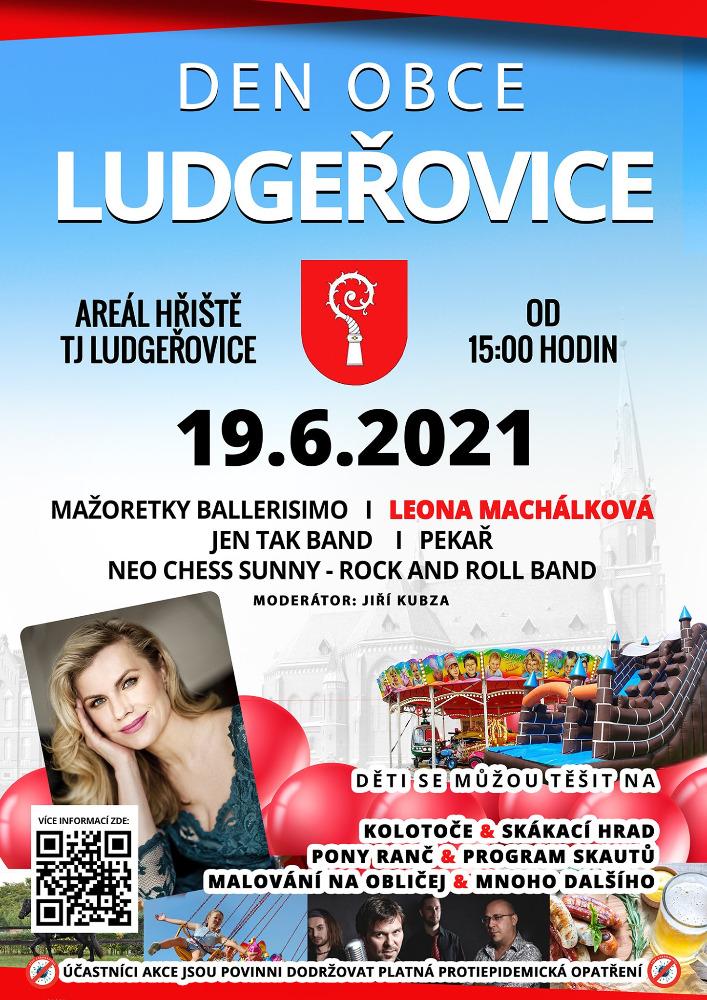 Den obce Ludgeřovice