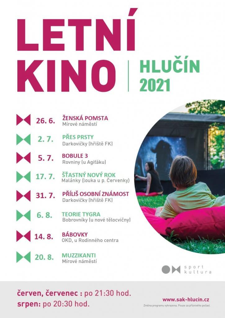 Letní kino Hlučín