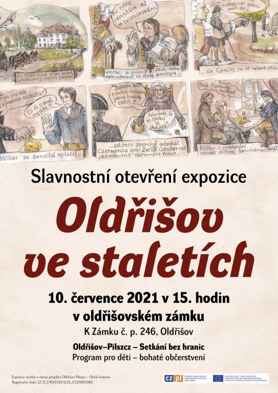 Oldřišov ve staletích