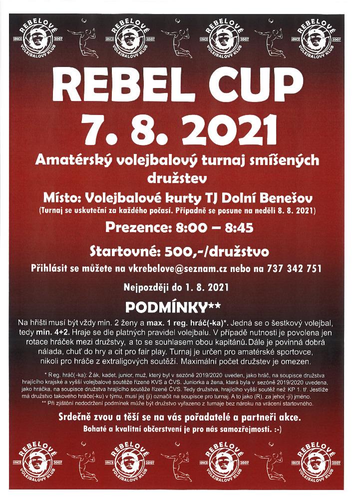 rebel cup